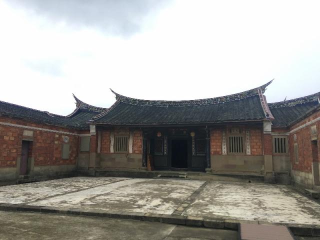 包車到大溪李騰芳古宅,穿越時代的文青旅遊