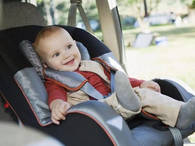 有關兒童安全座椅